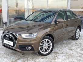 Новосибирск Audi Q3 2014