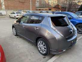 Иркутск Nissan Leaf 2014