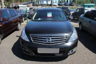 Воронеж Nissan Teana 2011