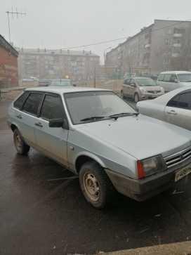 Братск 2109 2001