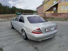 Нижний Новгород S-Class 2002