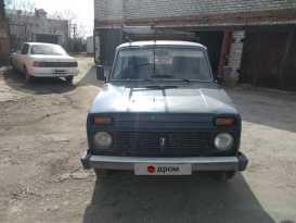 Хабаровск 4x4 2121 Нива 2004