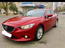 Ставрополь Mazda6 2012