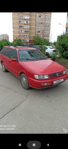 Краснодар Passat 1995
