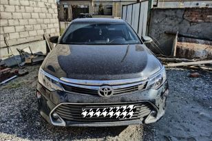 Грозный Toyota Camry 2012