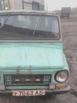 Усть-Чарышская Пристань ЛуАЗ-969 1981