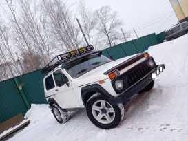 Хабаровск 4x4 2121 Нива 1988
