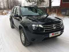 Томск Duster 2015