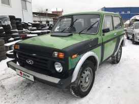 Красноярск 4x4 2121 Нива 1992