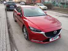 Липецк Mazda6 2020