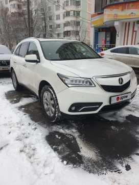 Москва MDX 2014