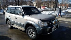 Шаля Land Cruiser Prado