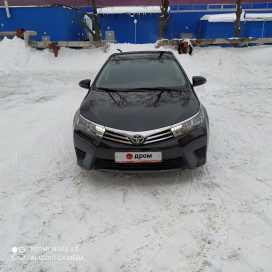 Ивантеевка Corolla 2013