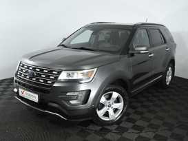 Санкт-Петербург Ford Explorer 2018