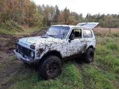 Мурманск 4x4 2121 Нива 2008