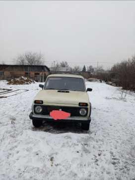 Усть-Абакан 4x4 2121 Нива 1989