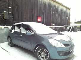 Тазовский Clio 2006