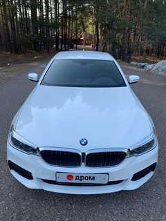 Набережные Челны BMW 5-Series 2018