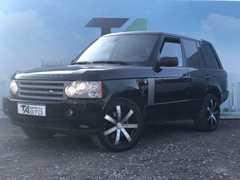 Тюмень Range Rover 2007