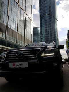 Москва Lexus LX570 2015