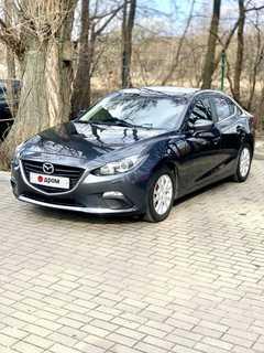 Калининград Mazda3 2014