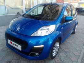 Екатеринбург Peugeot 107 2013
