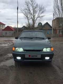 Астрахань 2114 Самара 2011
