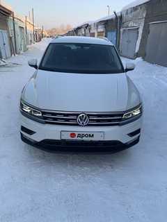 Краснотурьинск Tiguan 2018