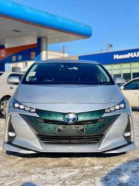 Хабаровск Toyota Prius 2017