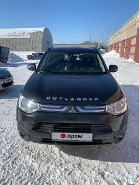 Курган Outlander 2013