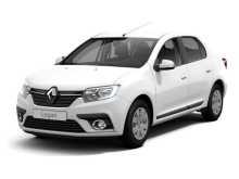 Тверь Renault Logan 2020