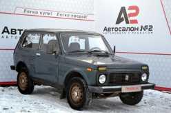 Нижний Новгород 4x4 2121 Нива 2001