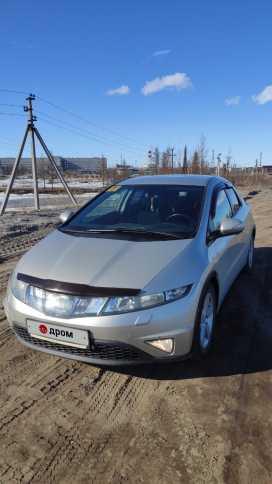 Новый Уренгой Civic 2007