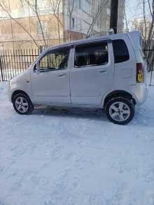 Новосибирск Wagon R Plus 2000