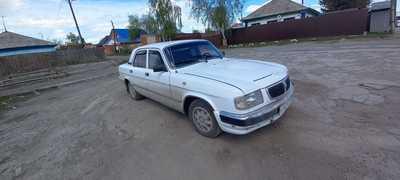 Новосибирск 3110 Волга 2001