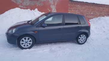 Омск Fiesta 2007