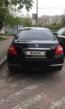 Москва Teana 2010