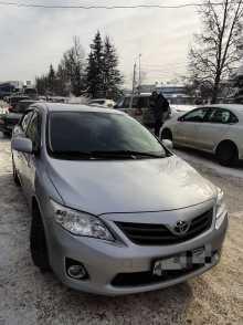 Нижний Новгород Corolla 2013