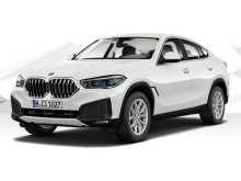 Москва BMW X6 2021