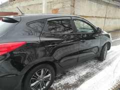 Белокуриха Hyundai ix35 2015