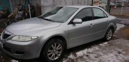 Шебалино Mazda6 2004