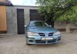 Грозный Nissan Almera 2002