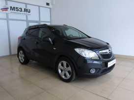Новокузнецк Opel Mokka 2014