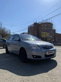 Томск Corolla 2006