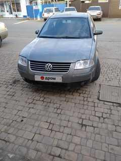 Новотитаровская Passat 2003