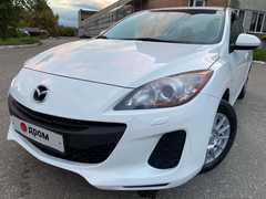 Пенза Mazda3 2013