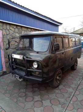 Кызыл Буханка 2002