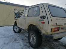 Динская 4x4 2121 Нива 1985