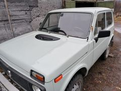 Нерюнгри 4x4 2121 Нива 1989