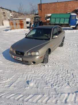 Омск Elantra 2001